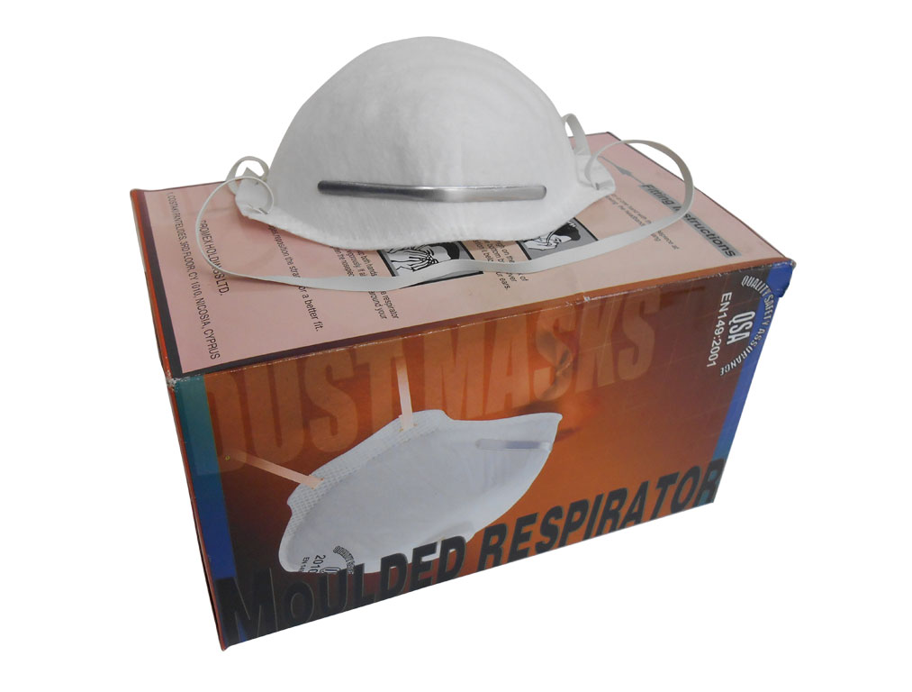Dust Masks 100s