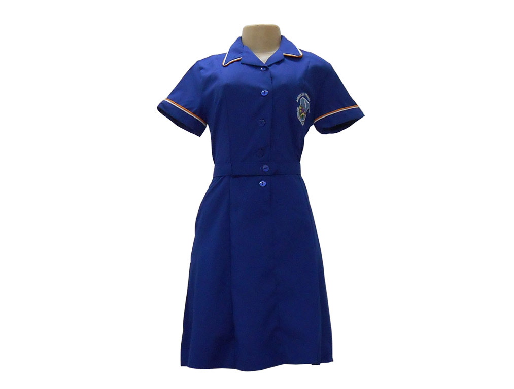 Emma and Brindhaven Primary School Dress