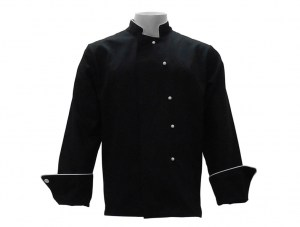 black-chef-jacket