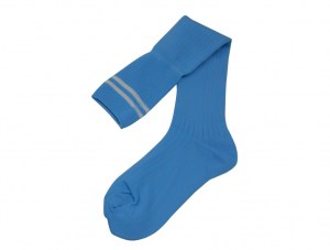 blue-and-white-socks