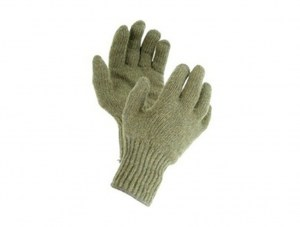 green-woolen-hand-gloves