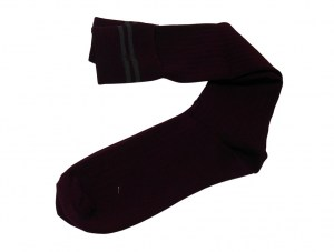 maroon-and-grey-socks