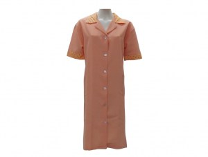 orange-ladies-contrast-housecoat-(2)