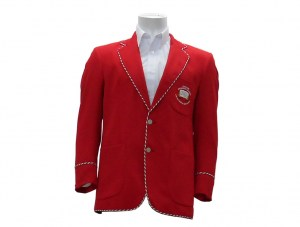 red-school-blazer