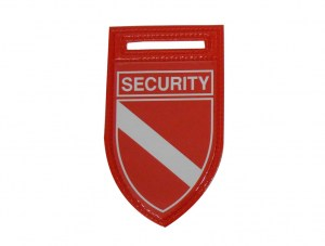 red-security-epaulets