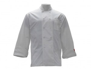 white-chef-jacket